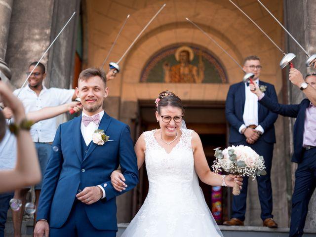 Le mariage de Mélanie et Morgan à Bailleul, Nord 15