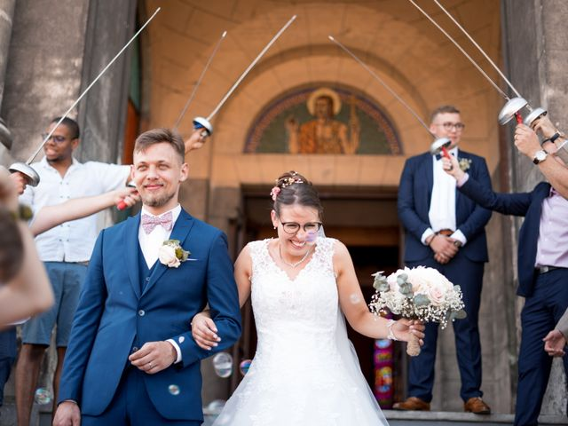 Le mariage de Mélanie et Morgan à Bailleul, Nord 16