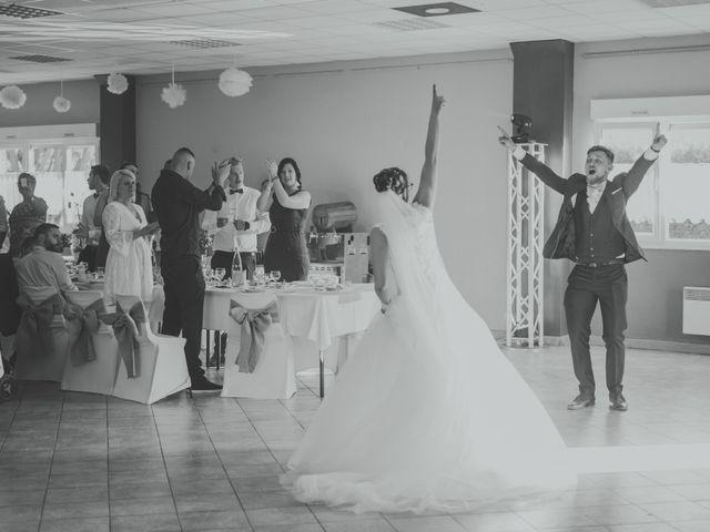 Le mariage de Mélanie et Morgan à Bailleul, Nord 40
