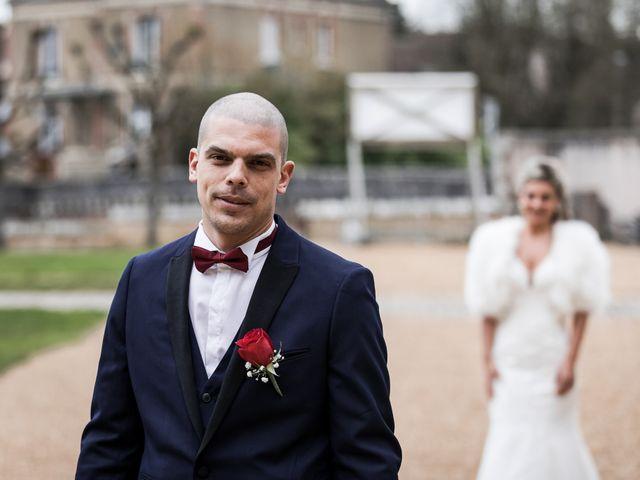 Le mariage de Kévin et Fanny à Paris, Paris 71
