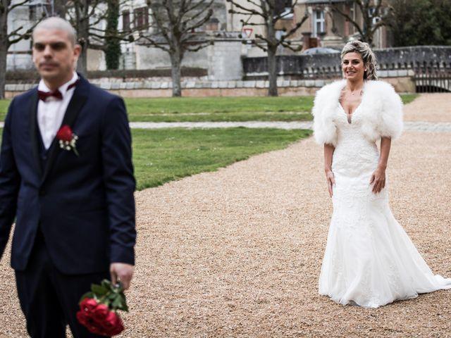 Le mariage de Kévin et Fanny à Paris, Paris 72