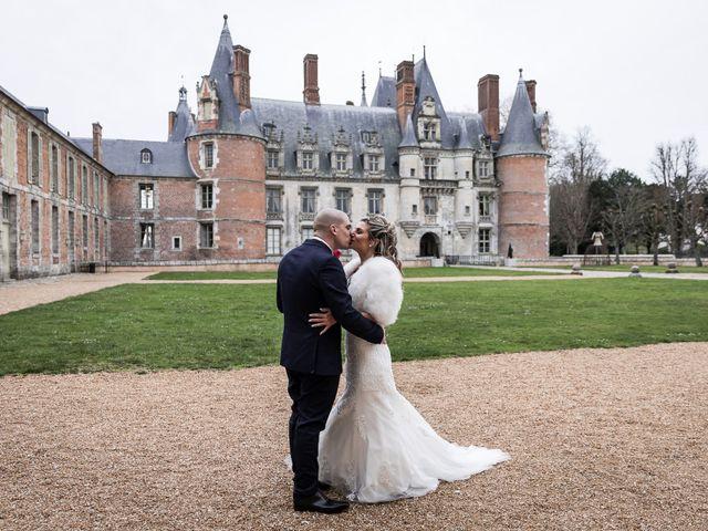 Le mariage de Kévin et Fanny à Paris, Paris 73