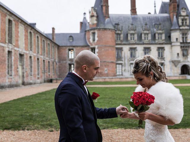 Le mariage de Kévin et Fanny à Paris, Paris 74