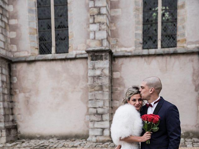 Le mariage de Kévin et Fanny à Paris, Paris 77