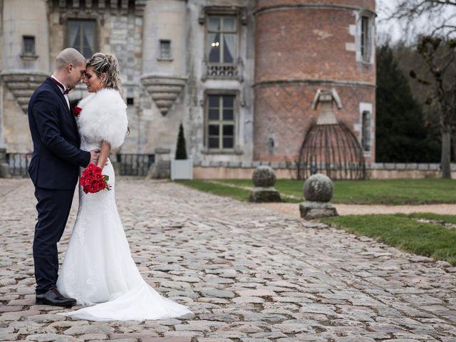 Le mariage de Kévin et Fanny à Paris, Paris 84