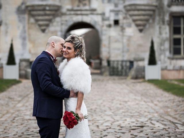 Le mariage de Kévin et Fanny à Paris, Paris 85
