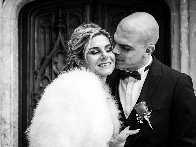 Le mariage de Kévin et Fanny à Paris, Paris 89