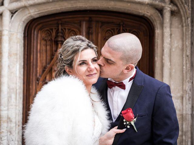 Le mariage de Kévin et Fanny à Paris, Paris 90