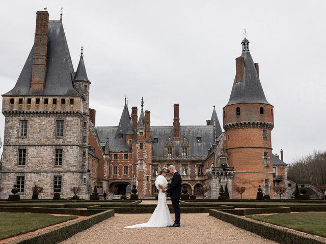 Le mariage de Kévin et Fanny à Paris, Paris 96