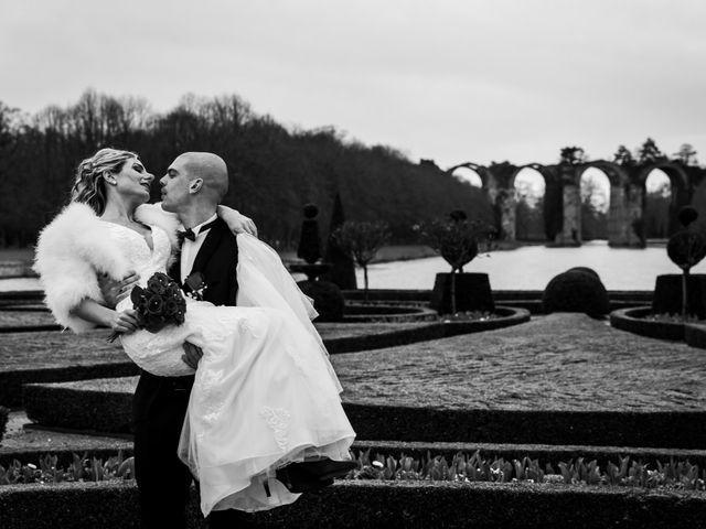 Le mariage de Kévin et Fanny à Paris, Paris 99