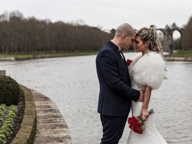 Le mariage de Kévin et Fanny à Paris, Paris 100