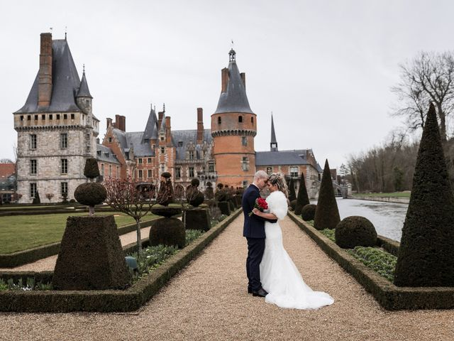 Le mariage de Kévin et Fanny à Paris, Paris 103