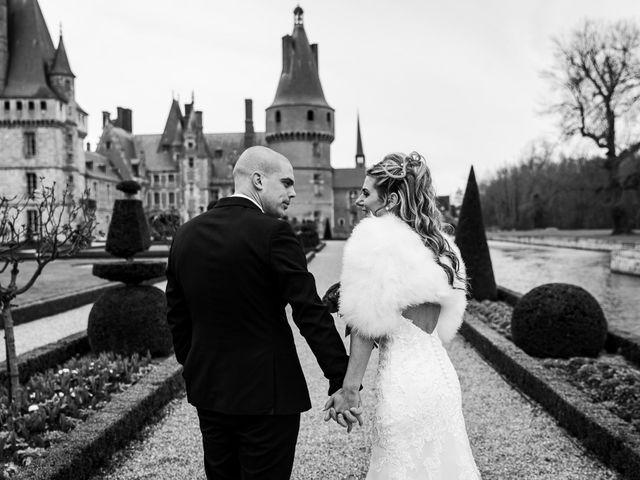 Le mariage de Kévin et Fanny à Paris, Paris 104
