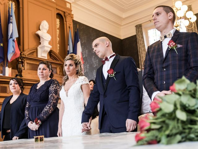 Le mariage de Kévin et Fanny à Paris, Paris 114