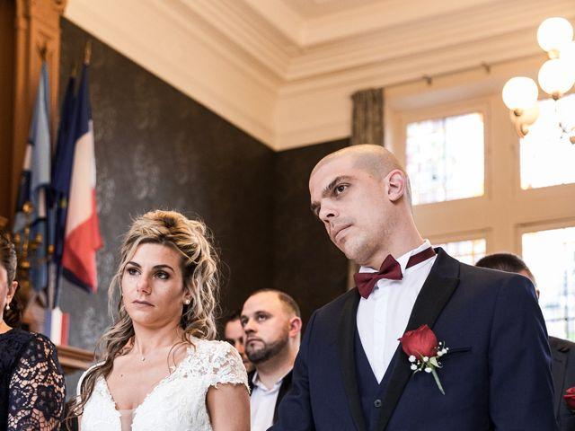 Le mariage de Kévin et Fanny à Paris, Paris 115