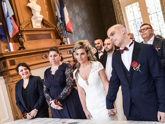 Le mariage de Kévin et Fanny à Paris, Paris 118