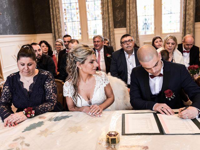 Le mariage de Kévin et Fanny à Paris, Paris 124