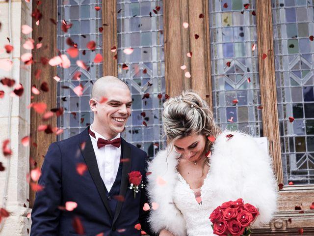 Le mariage de Kévin et Fanny à Paris, Paris 127