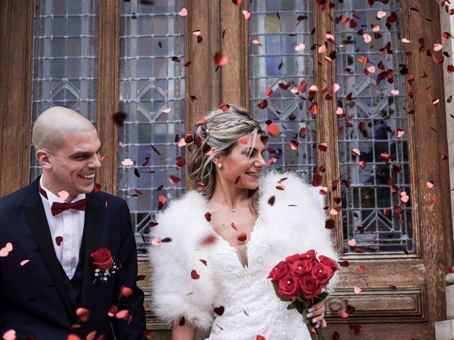 Le mariage de Kévin et Fanny à Paris, Paris 129
