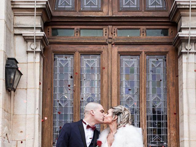 Le mariage de Kévin et Fanny à Paris, Paris 130