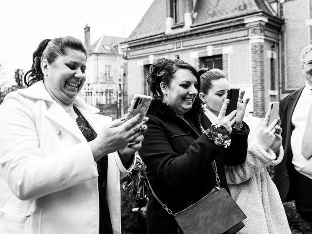 Le mariage de Kévin et Fanny à Paris, Paris 136