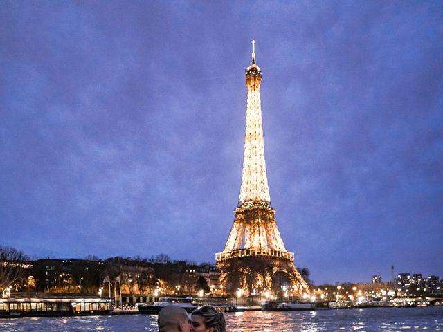 Le mariage de Kévin et Fanny à Paris, Paris 138