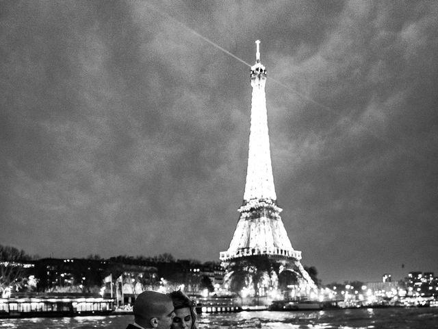 Le mariage de Kévin et Fanny à Paris, Paris 139