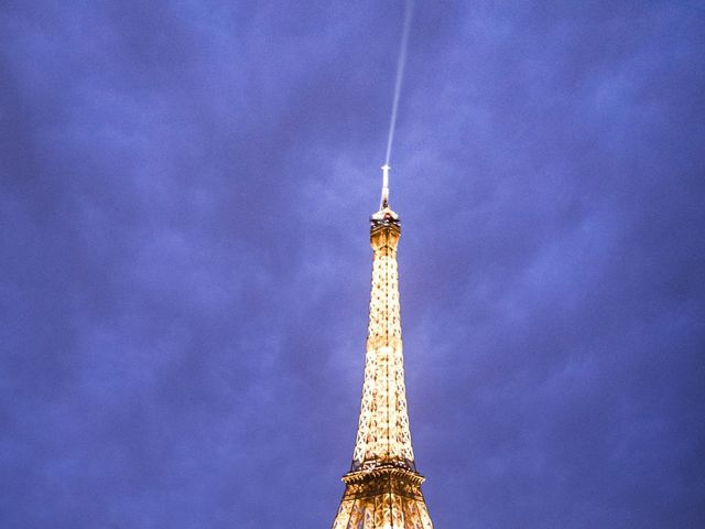 Le mariage de Kévin et Fanny à Paris, Paris 140