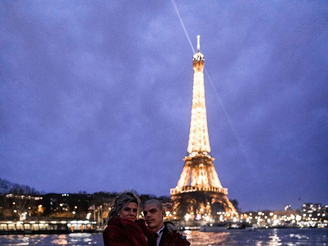 Le mariage de Kévin et Fanny à Paris, Paris 141