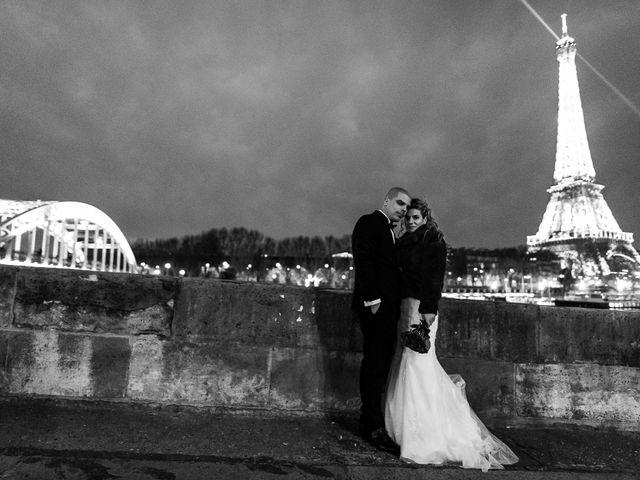 Le mariage de Kévin et Fanny à Paris, Paris 142