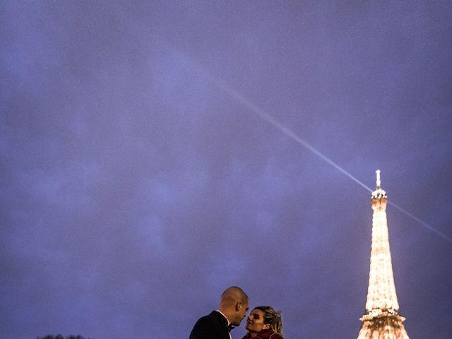 Le mariage de Kévin et Fanny à Paris, Paris 143