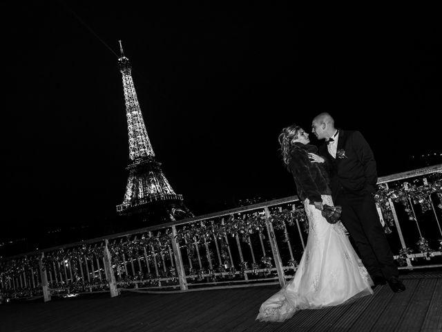 Le mariage de Kévin et Fanny à Paris, Paris 144