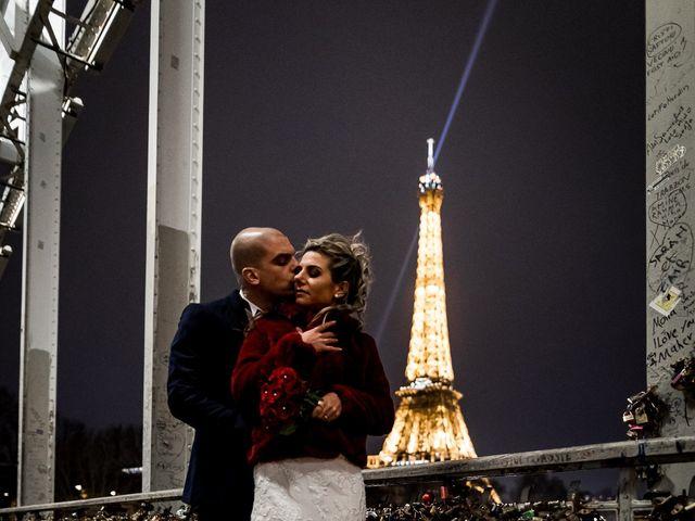 Le mariage de Kévin et Fanny à Paris, Paris 148