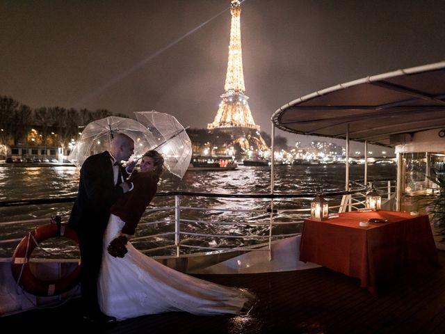 Le mariage de Kévin et Fanny à Paris, Paris 152