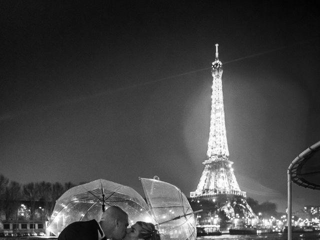 Le mariage de Kévin et Fanny à Paris, Paris 153