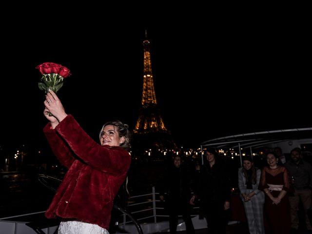 Le mariage de Kévin et Fanny à Paris, Paris 184