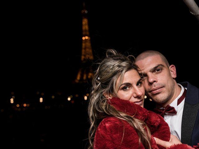 Le mariage de Kévin et Fanny à Paris, Paris 188