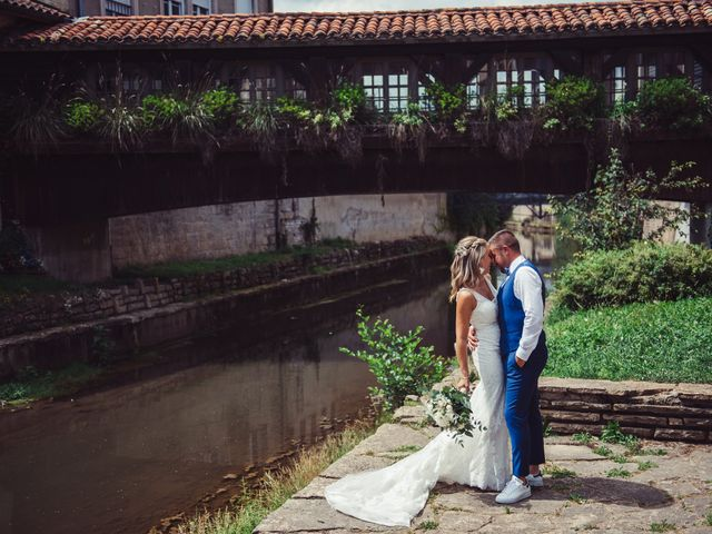 Le mariage de Thomas et Elise à Châtillon-sur-Chalaronne, Ain 28