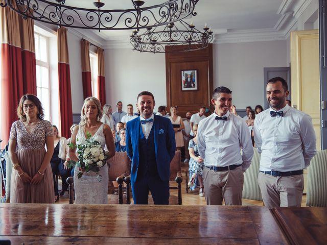 Le mariage de Thomas et Elise à Châtillon-sur-Chalaronne, Ain 41