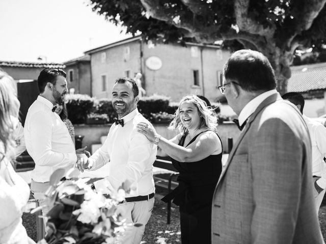 Le mariage de Thomas et Elise à Châtillon-sur-Chalaronne, Ain 52