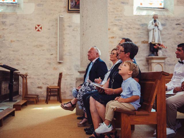 Le mariage de Thomas et Elise à Châtillon-sur-Chalaronne, Ain 55