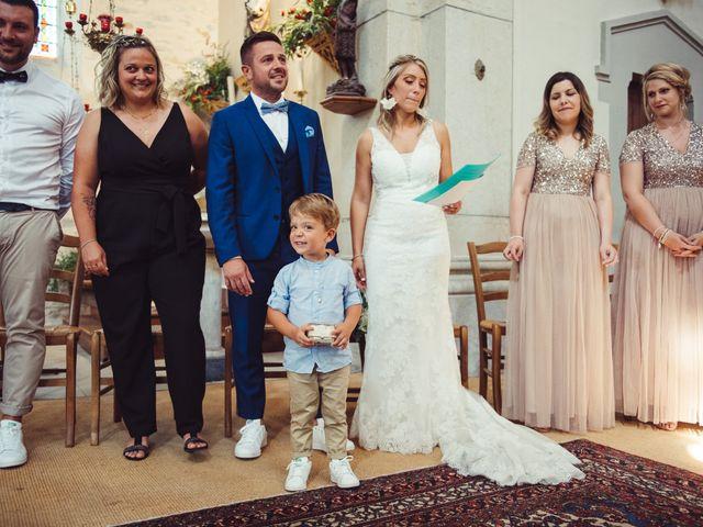 Le mariage de Thomas et Elise à Châtillon-sur-Chalaronne, Ain 59