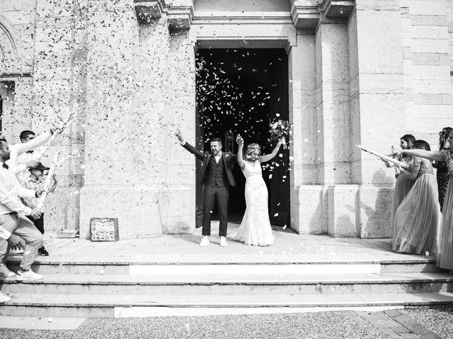 Le mariage de Thomas et Elise à Châtillon-sur-Chalaronne, Ain 67
