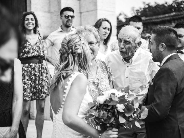 Le mariage de Thomas et Elise à Châtillon-sur-Chalaronne, Ain 69
