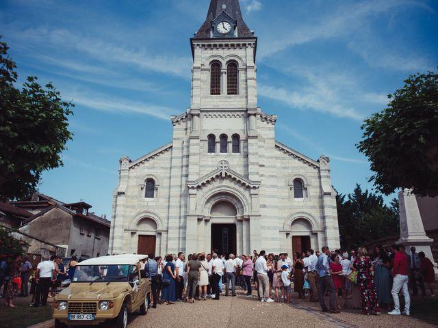 Le mariage de Thomas et Elise à Châtillon-sur-Chalaronne, Ain 71