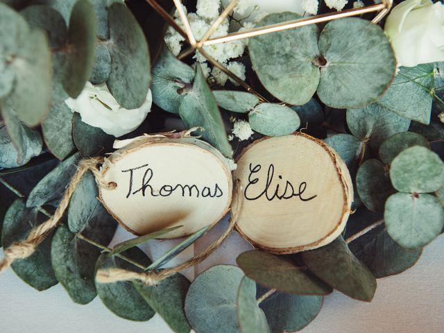Le mariage de Thomas et Elise à Châtillon-sur-Chalaronne, Ain 78
