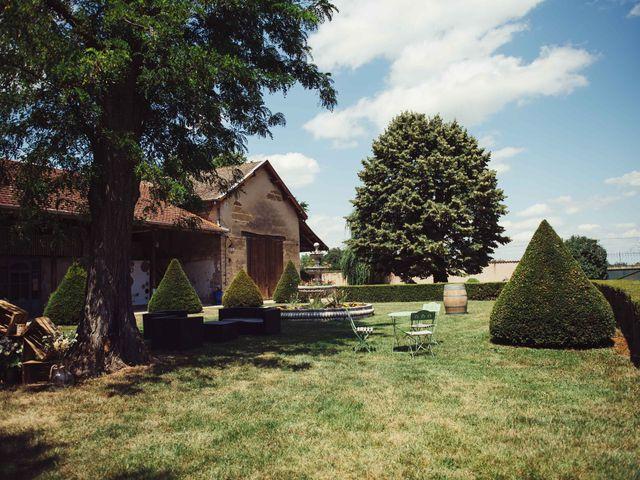 Le mariage de Thomas et Elise à Châtillon-sur-Chalaronne, Ain 85