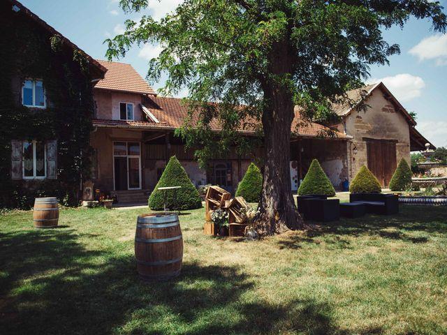 Le mariage de Thomas et Elise à Châtillon-sur-Chalaronne, Ain 86