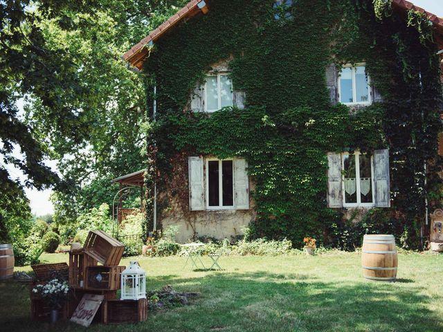 Le mariage de Thomas et Elise à Châtillon-sur-Chalaronne, Ain 88