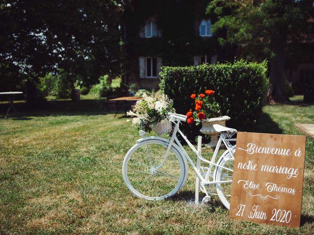 Le mariage de Thomas et Elise à Châtillon-sur-Chalaronne, Ain 89